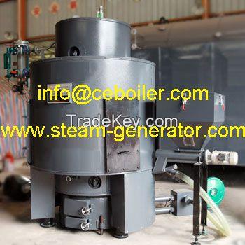 Wood Pellet Steam Boilers