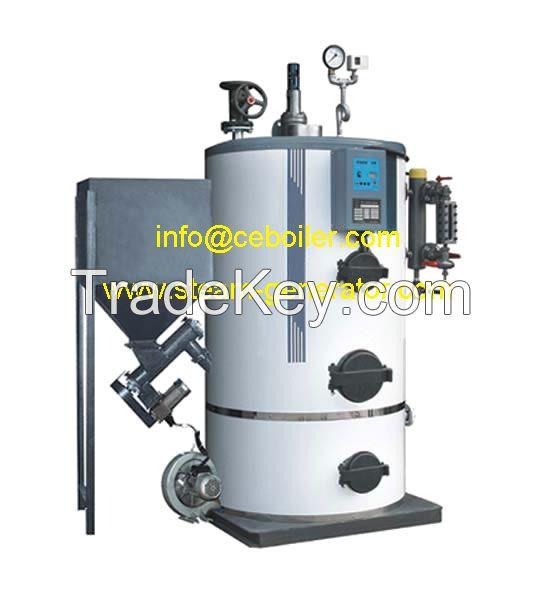 Vertical Wood Pellet Steam Boilers