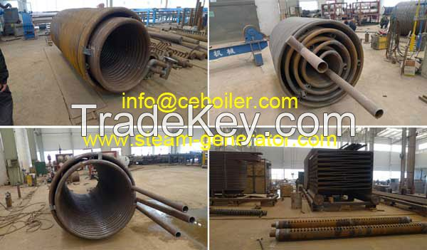 Vertical Coal Fired Thermal Oil Heaters