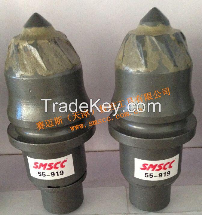 Rotary Drilling Rig Buckets Carbide Drilling Tools Bullet Teeth/Mining Bits/Bullet Bits