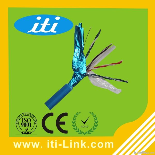 high quality with CE ROHS best price ftp cat6 lan cable