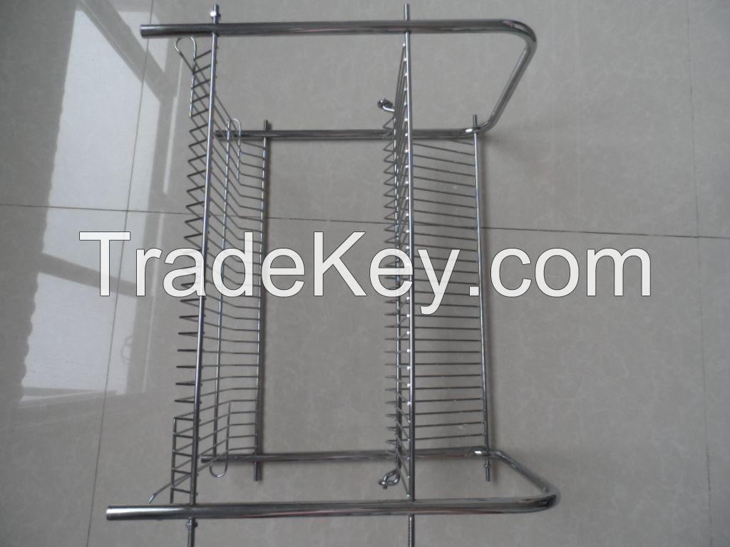 cheap  high quality metal dish racks dish driner