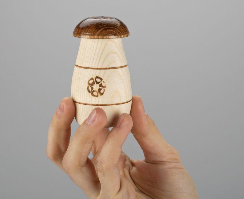 Small salt shaker