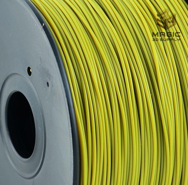 Magic 3D High quality ABS 1.75mm/3mm olive 3d printer filament