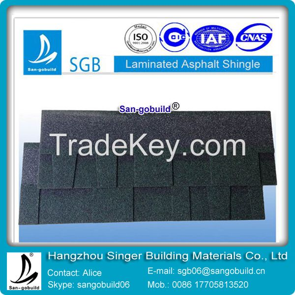 2015 New 3-Tab Asphalt Shingle And Laminated Asphalt Shingle For Roofi