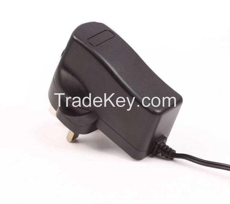 5V2.4A UK POWER ADAPTER AC-DC ADAPTER Using for CCTV Camera, Radio