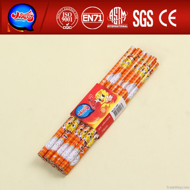 2014 hot selling good cheap color penci passed EN71-3, FSC Certificati