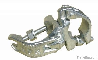 drop forged double coupler