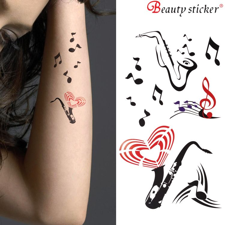 Hottest Temporary Water Transfer Tattoo Sticker