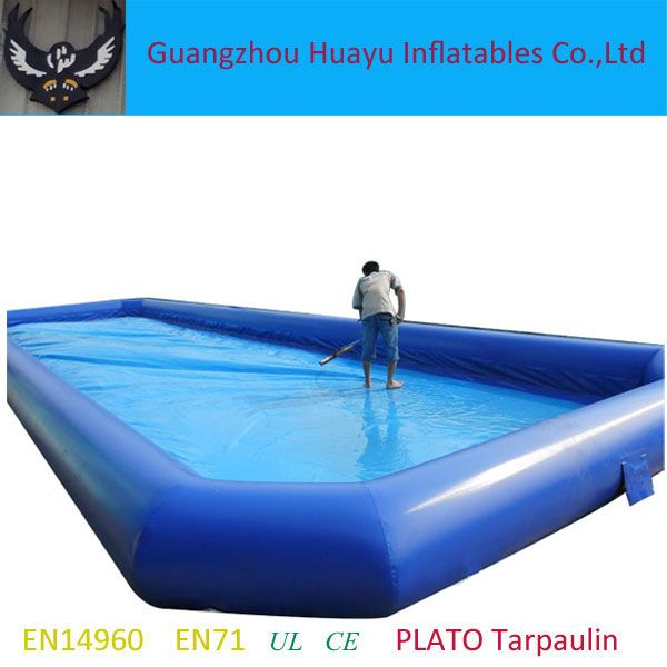 Inflatable Giant Swimming Pool For Fun