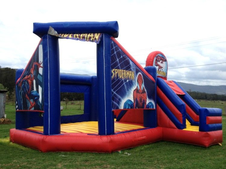 Inflatable Giant water slide for kids