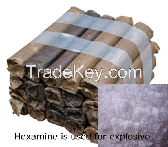 Trichloroethylene, Hexamine, Potassium Hydroxide