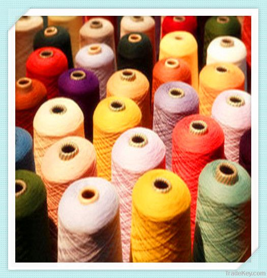 100% cotton yarn made in China