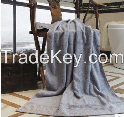 stain board bath towel