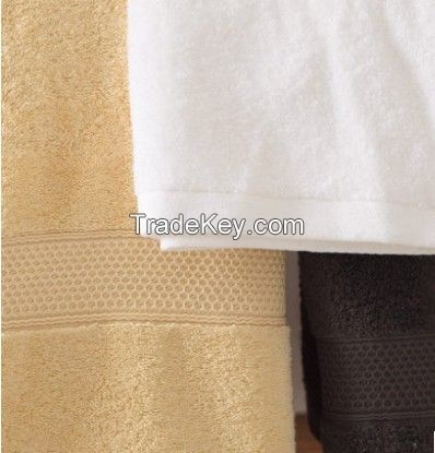 Stain Towel For Hotel
