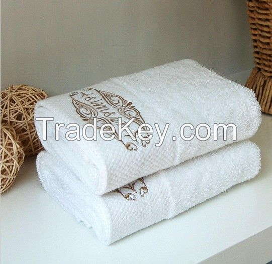 Embroidery Cotton Towels