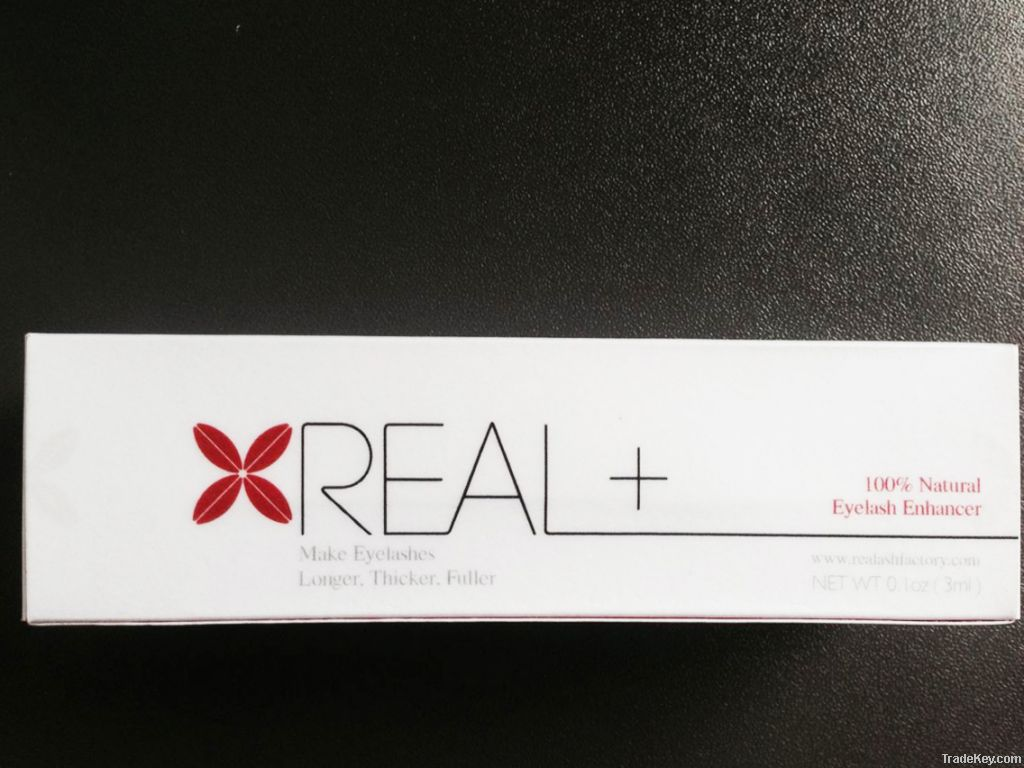 real effective real plus eyelash enhancer