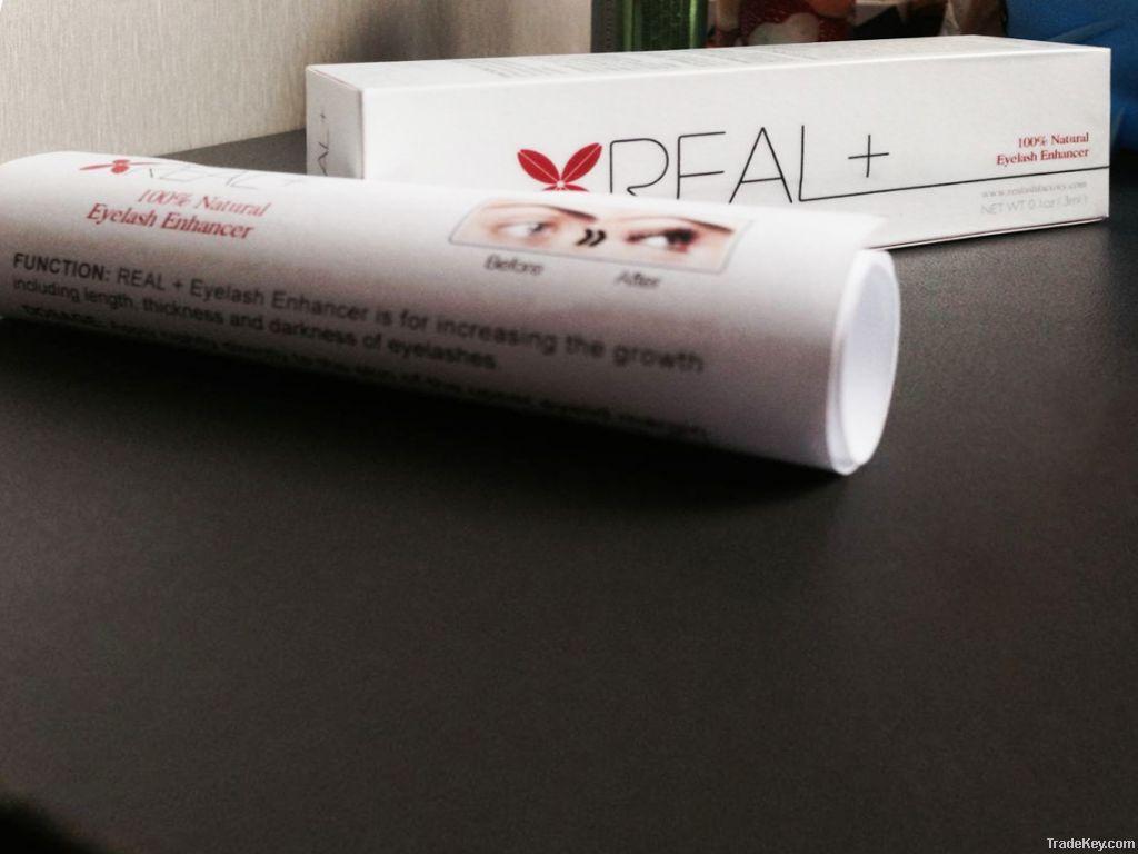 High quality Real Plus eyelashes Real + eyelash enhancer CE approved