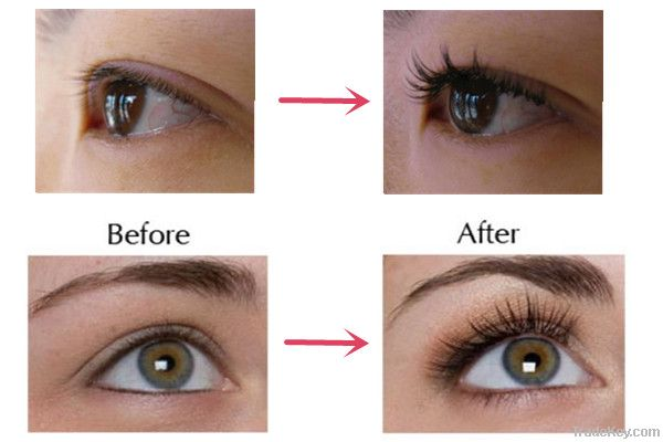 Manufatory Hot selling private label natural eyelash growth serum