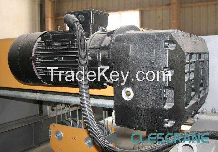 CH Series Low Headroom Electric Hoist for Double Girder Crane
