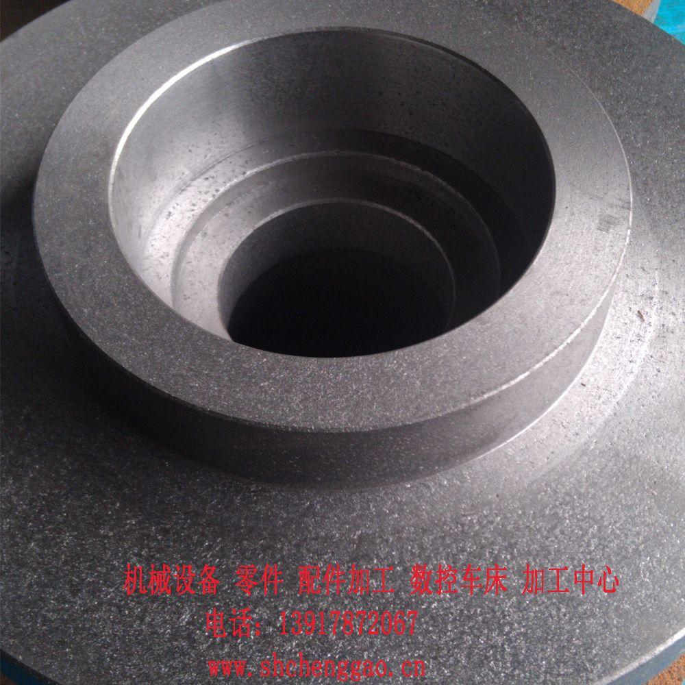 metal flange processing and manufacturing