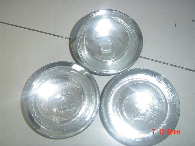 High Quality Tempered Reflective glass road stud