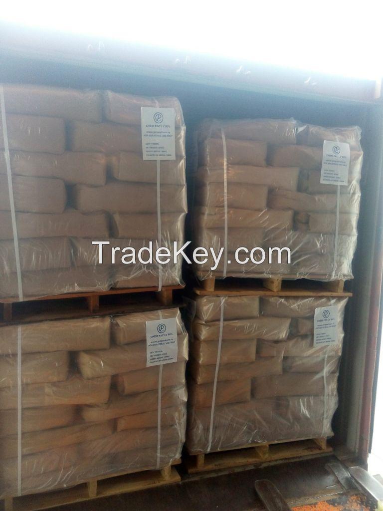 Polyanionic Cellulose (PAC)