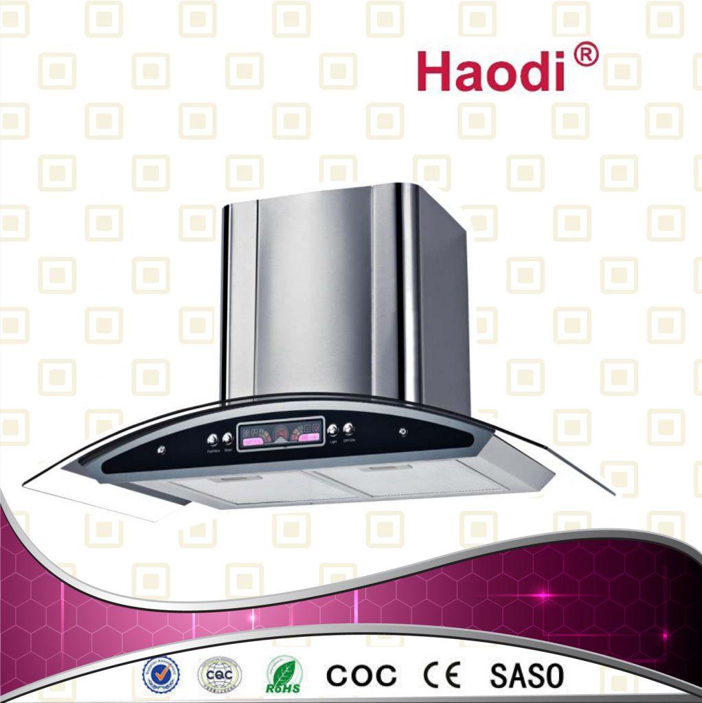 Kitchen Range hood High Quality and Hot sales Chimney /cooker hood HH-9001DG