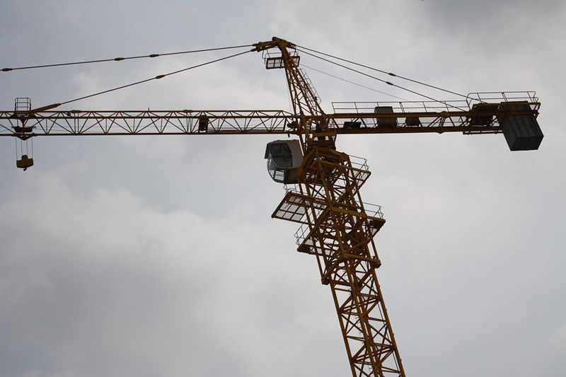 Top Quality Max Load 8 ton Tower Crane for Construction