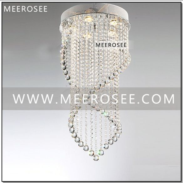 Free shipping Modern Crystal Chandelier Light Fixture Crystal Lamp Prompt Shipping 100% Guanrantee