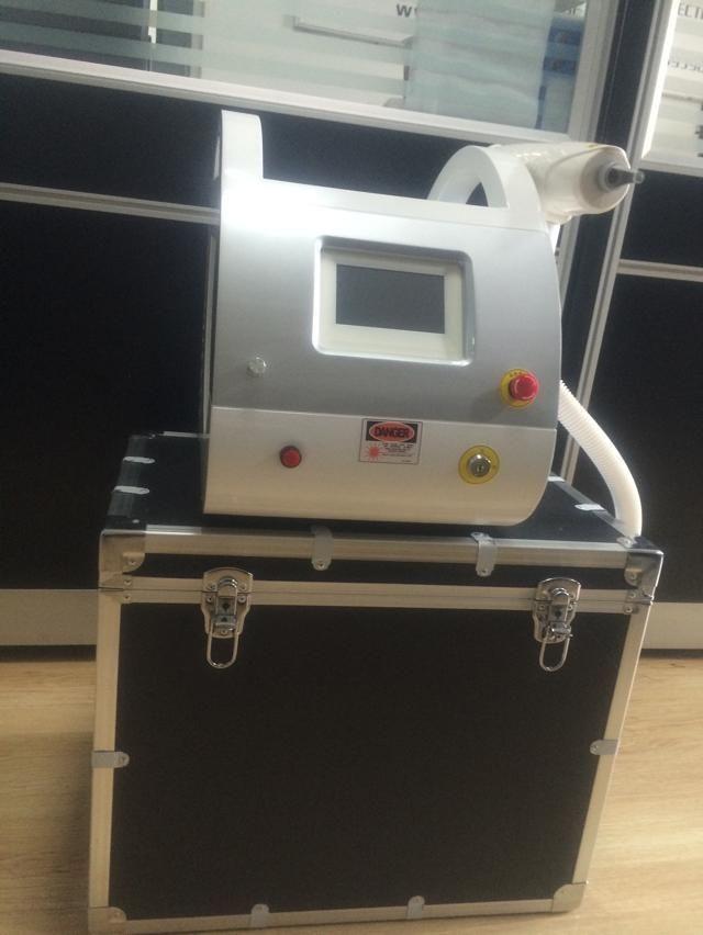 Q-switch Nd Yag Laser Tattoo Removal Beauty Equipment XG-2