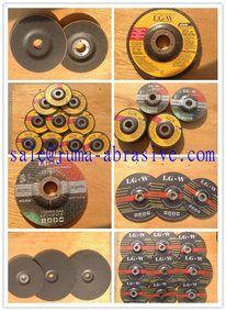 grinding disc 9x1/4x7/8