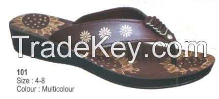 Women PU Footwear