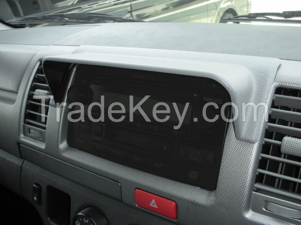 HIACE SUNSHADES/armrest box/Door sill