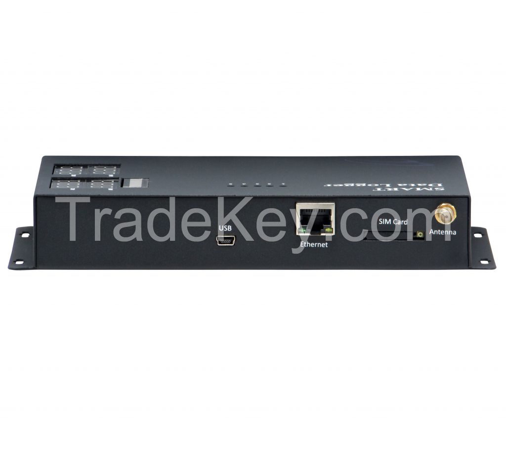 Temperature Humidity Gprs Ethernet Data Logger