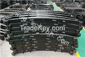 Different types of  Convertional Leaf Spring