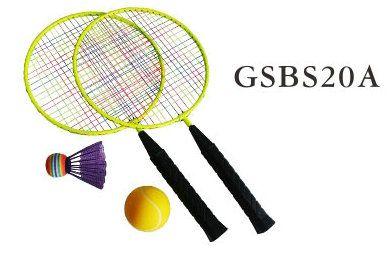 Badminton Racket Set