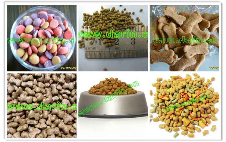High Quality Pet Food Machine/fish Food Machine for Dog/fish