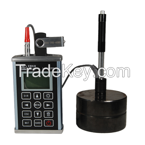 Pen type and portable hardness tester