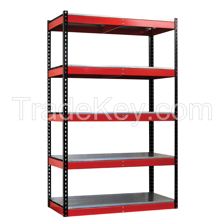 Supermarket Metal Shelf