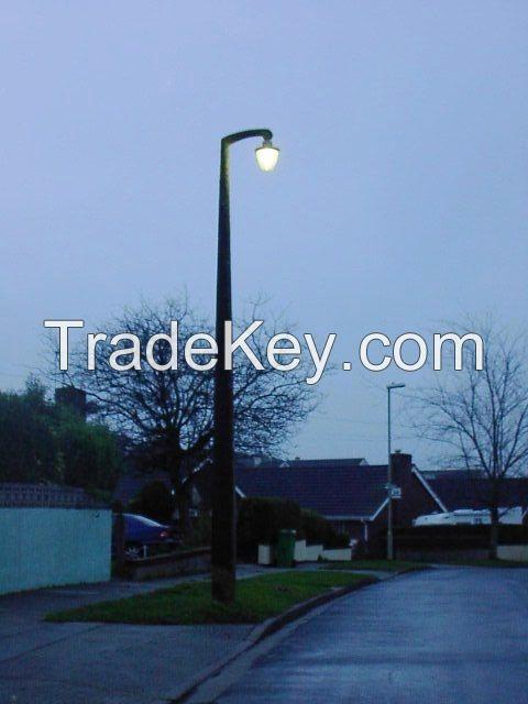 Street Lighting Column