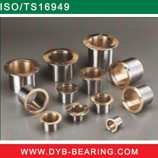 SJ/JF Bimetal bushing, Bi-metal bush, Steel Bronze Alloy bearing bush