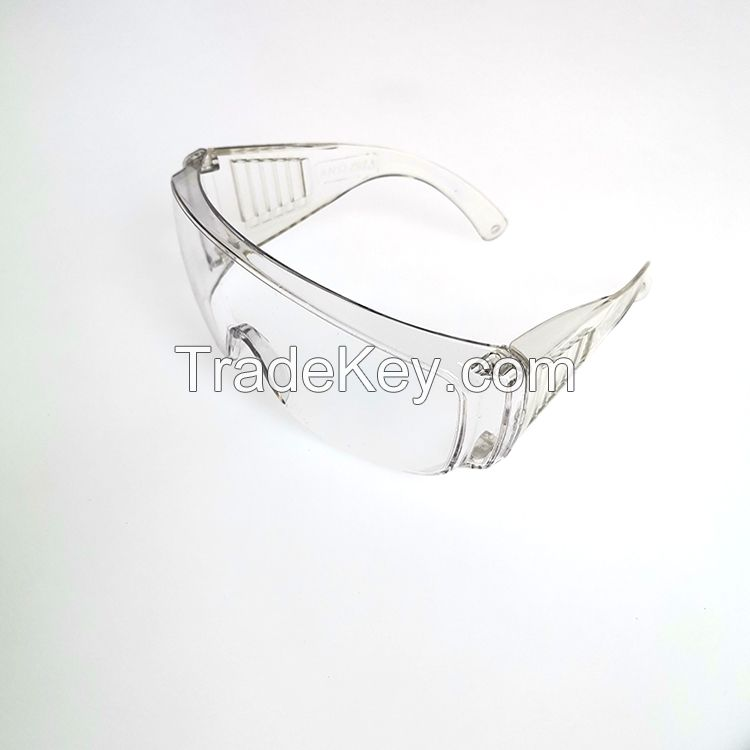 ANSI Z87.1 工厂工作安全眼镜防紫外线防尘 OEM 高抗冲击性