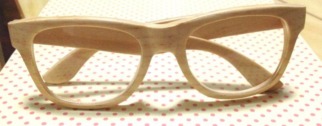 Wood/Bamboo optical glasses frames