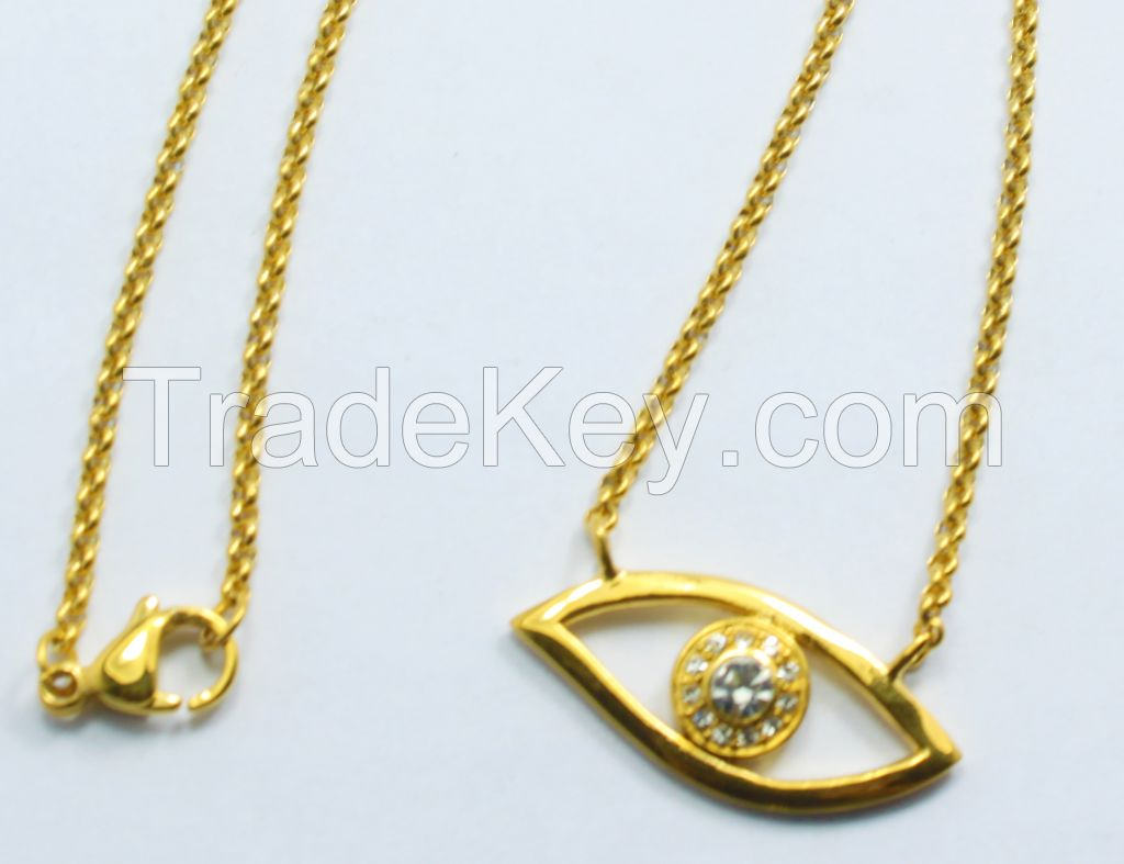 the latest fashion  necklace jewelry made in China