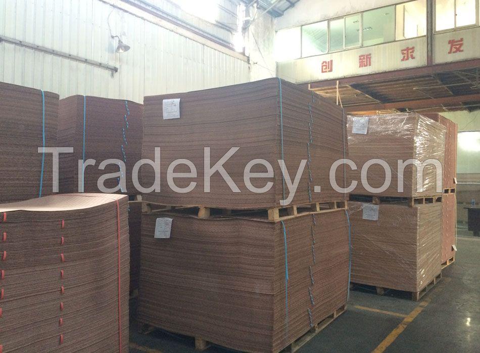 Shoe Material Paper Insole Board Cellulose Insole Board