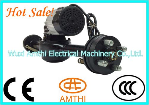 tricycle electric motor kit