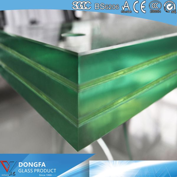 SentryGlas Plus SGP laminated Glass