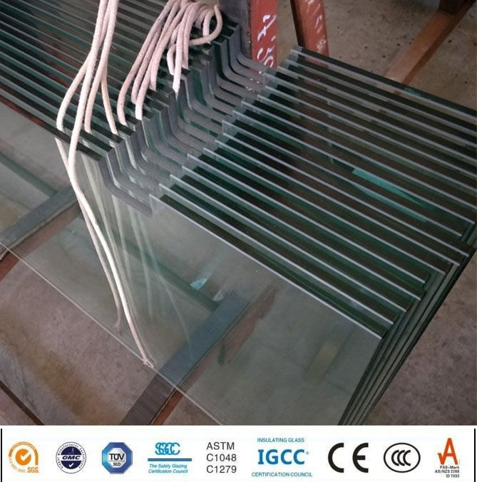 Wholesale High Strength Toughened Glass 10mm Tempered Glass Price