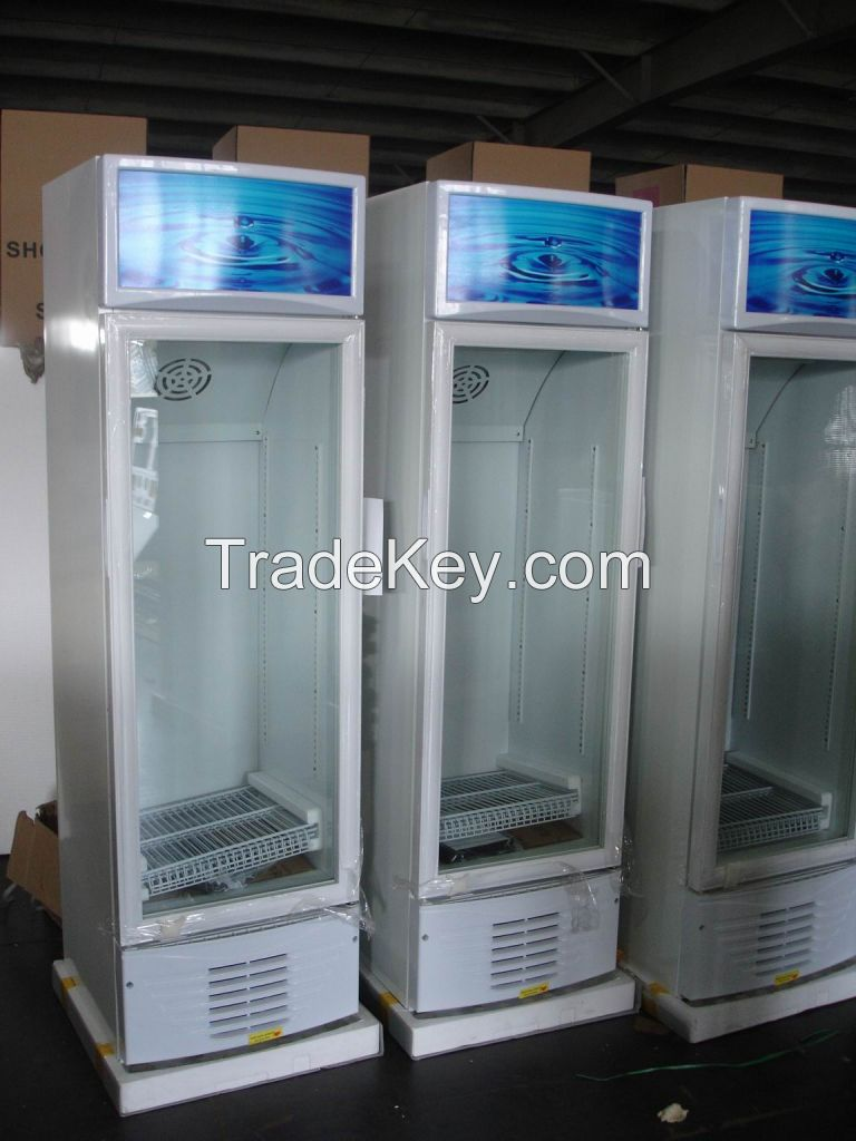 commercial supermaket display showcase refrigerator